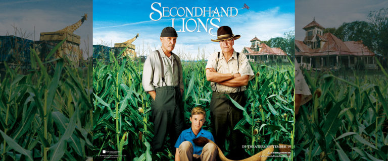 Secondhand-Lions