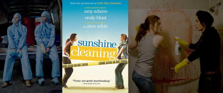 Sunshine-Cleaning